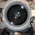 ドラム式洗濯機分解